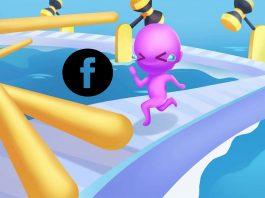 Facebook Run Race