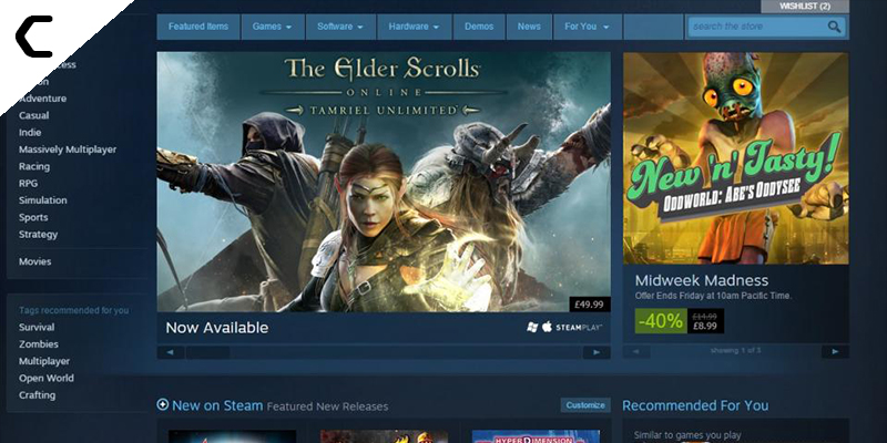 How to Create an Account for the Steam Store
