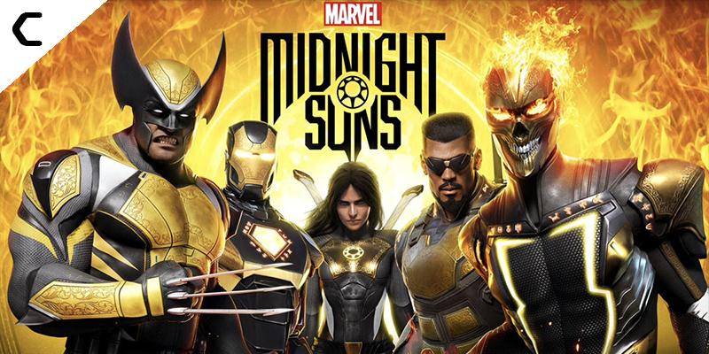 XCOM Studio Firaxis has a New Marvel Tactics RPG Titled Midnight Suns