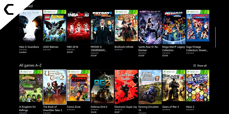 Xbox Game Pass New Crop of Humble Games