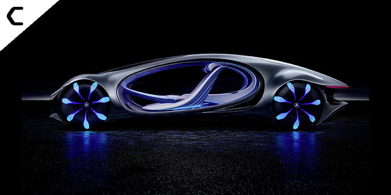 Mercedes Shows Off a Working Mind Control Car