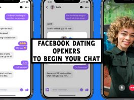 Facebook Dating Openers to Begin your Chat