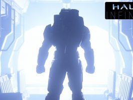 Microsoft shows off Halo infinite campaign